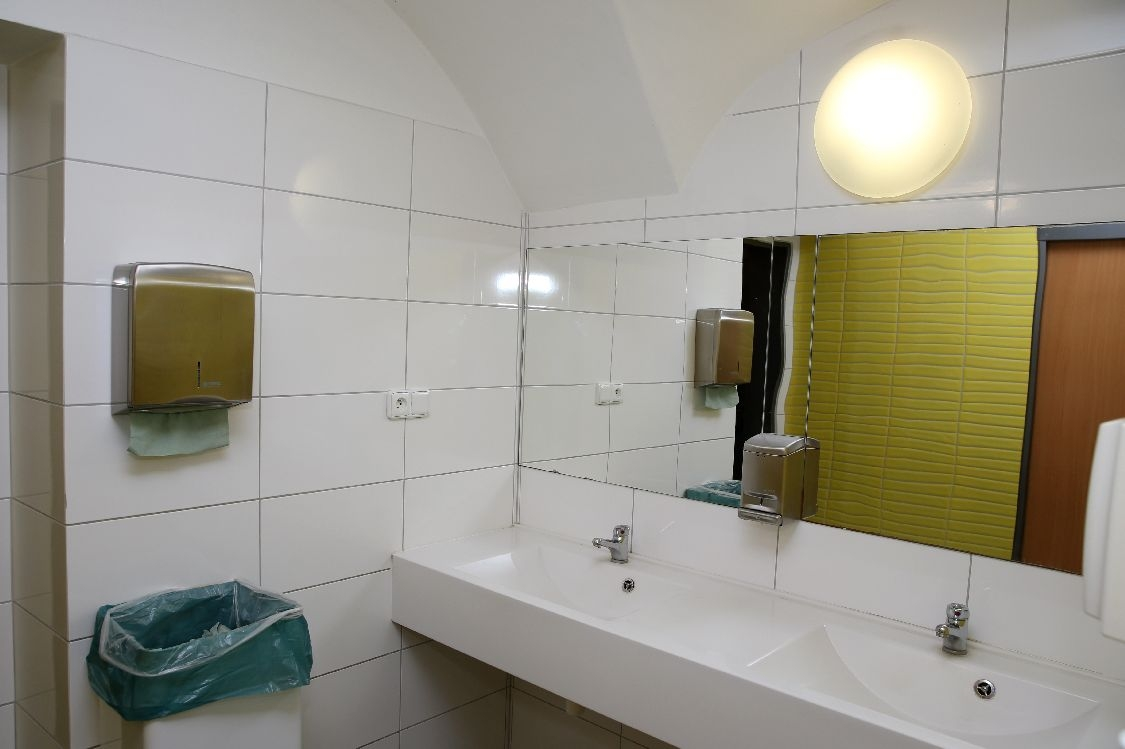 bezbariérovými WC v suterénu foto: šumpersko.net - M. Jeřábek