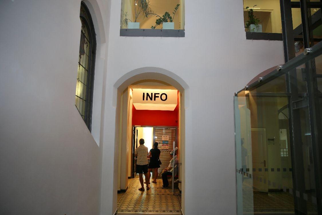 Šumperk - interiér historické budovy radnice foto: šumpersko.net - M. Jeřábek
