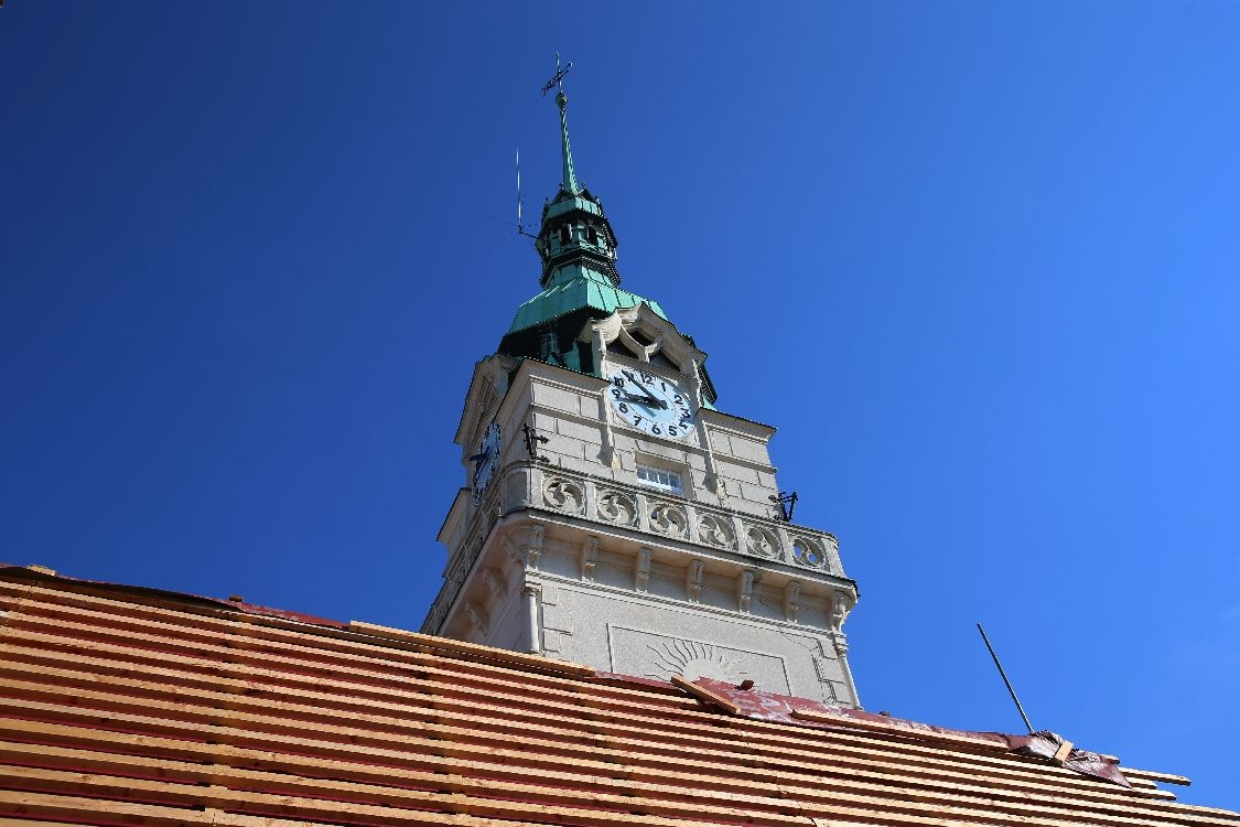 Šumperk - historická budova radnice foto: šumpersko.net M. Jeřábek