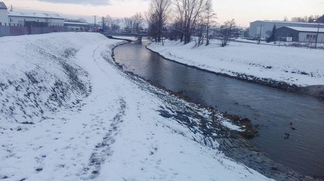 Zábřeh - Moravská Sázava, kde se případ odehrál zdroj foto: PČR