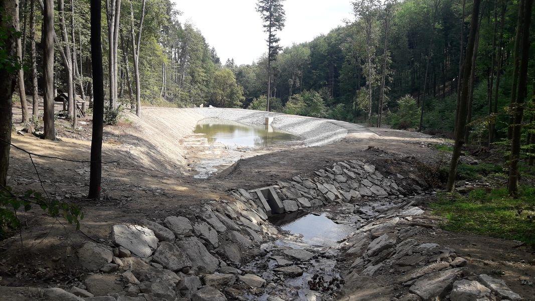U Kamenného mostu zdroj foto: Lesy ČR