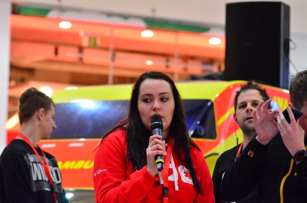Hrdinové regionu - třetí ročník akce v Olomouci zdroj foto: HR