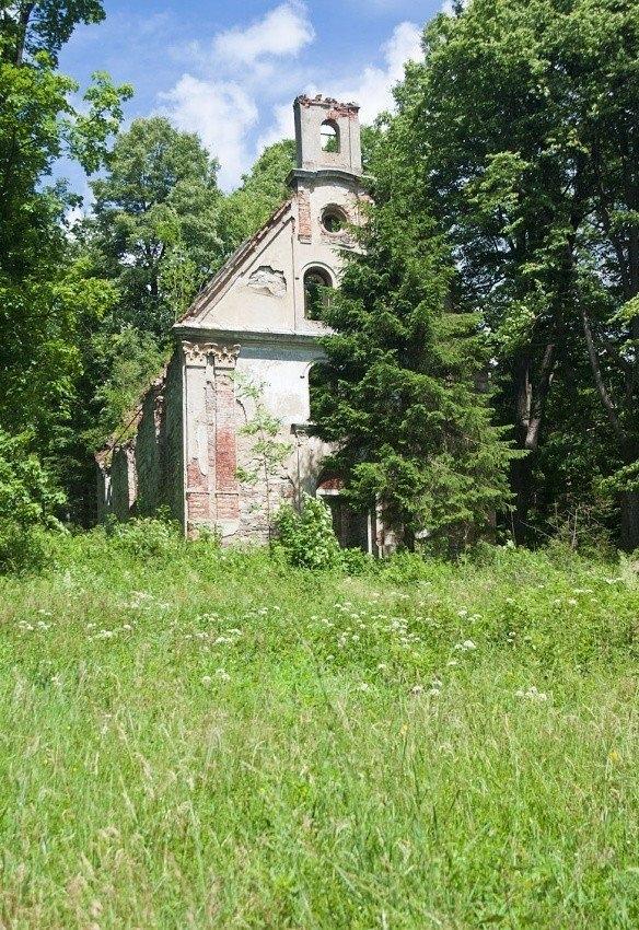 kostel sv. Anny v Horním Údolí zdroj foto: web turistika.cz