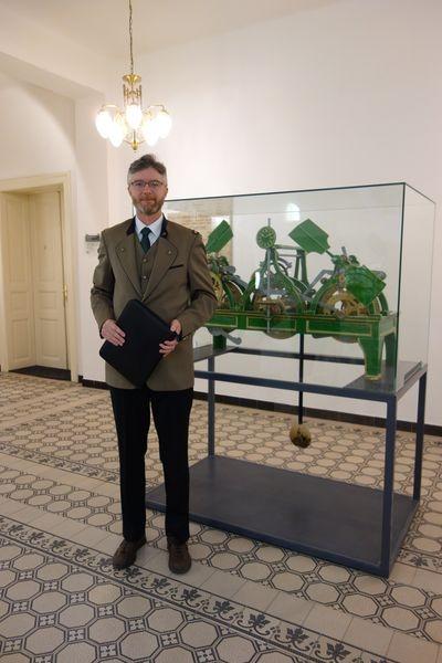 Podniky města Šumperka mají nového ředitele - Ing. Miroslav Pospíšil zdroj foto: mus