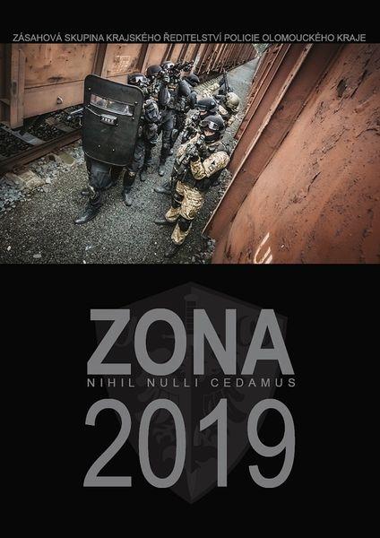 kalendář zásahové skupiny ZONA - úvod foto: Vít Kocián
