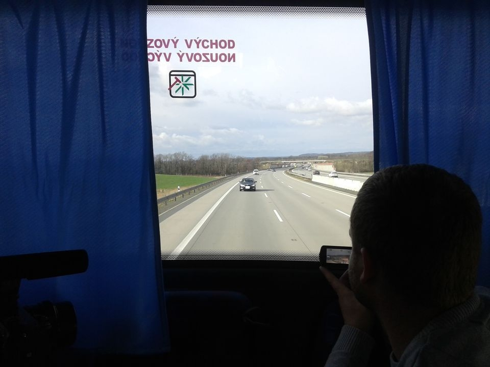 Olomoucký kraj - dopravně bezpečnostní akce Bus zdroj foto: PČR