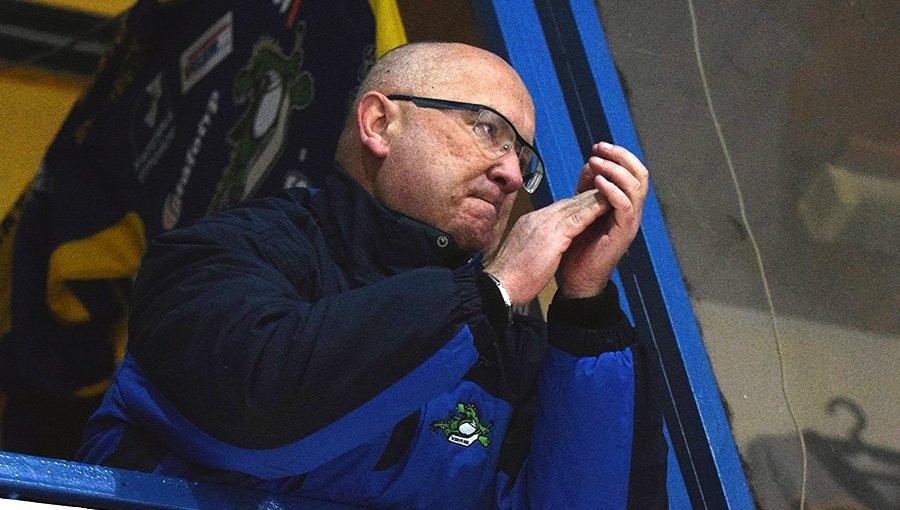 Ing. Vladimír Velčovský, ředitel klubu zdroj foto: Draci Šumperk