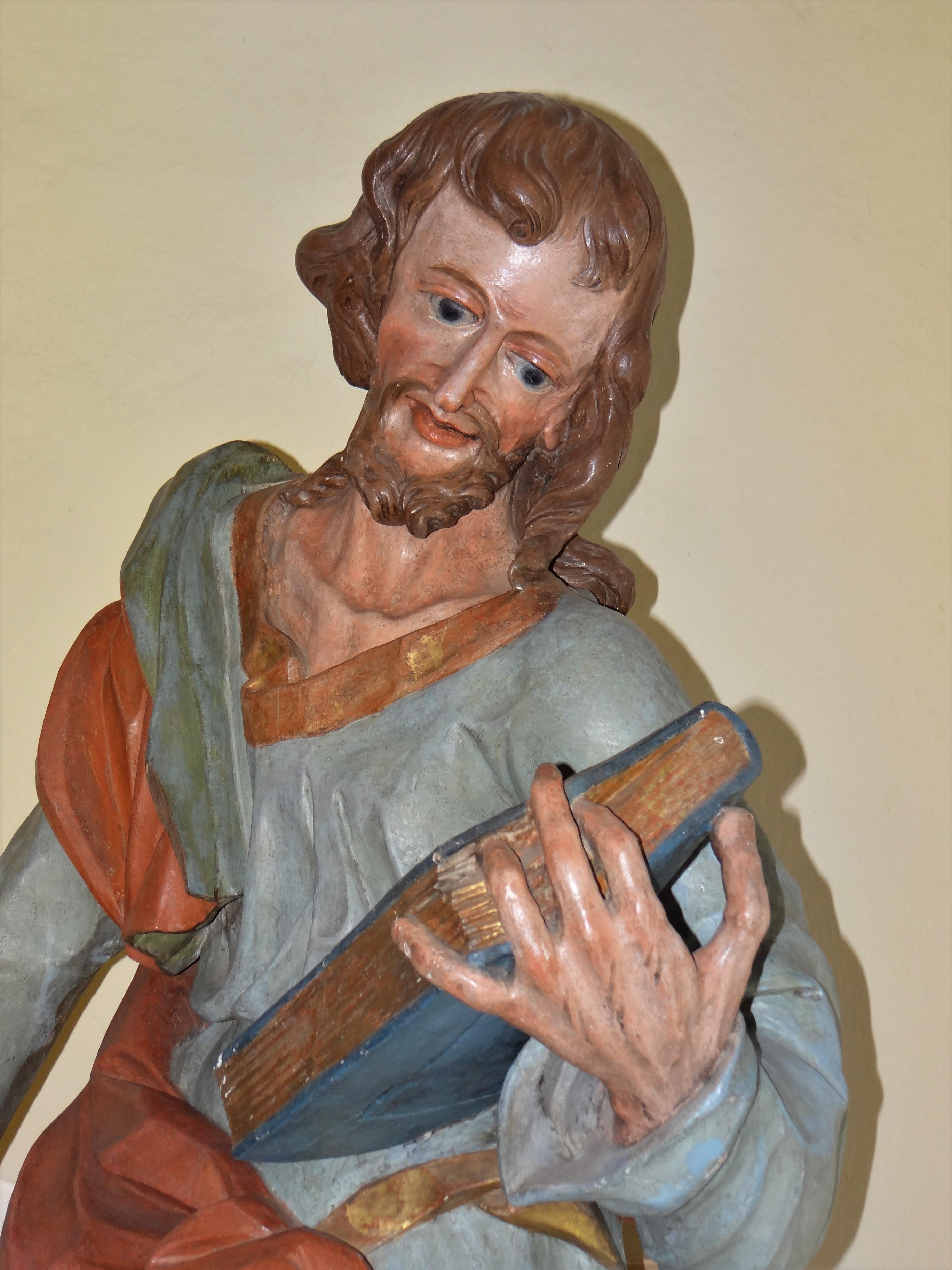 pozvánka na výstavu: Příběhy apoštolů a evangelistů zdroj foto: VMŠ