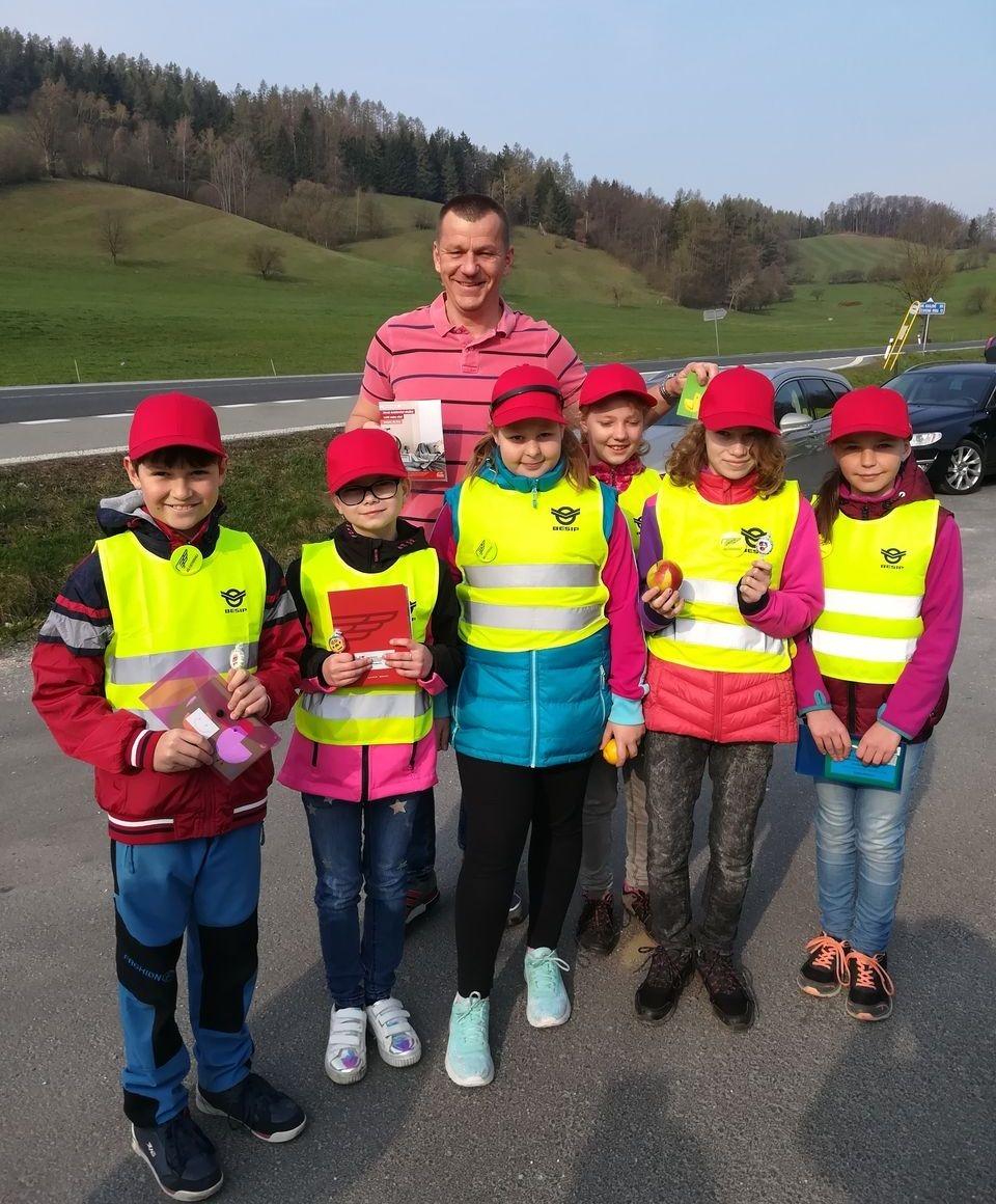 Šumpersko - dopravně bezpečnostní akce zdroj foto: PČR