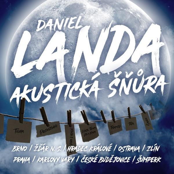 Dan Landa - pozvánka zdroj: DK