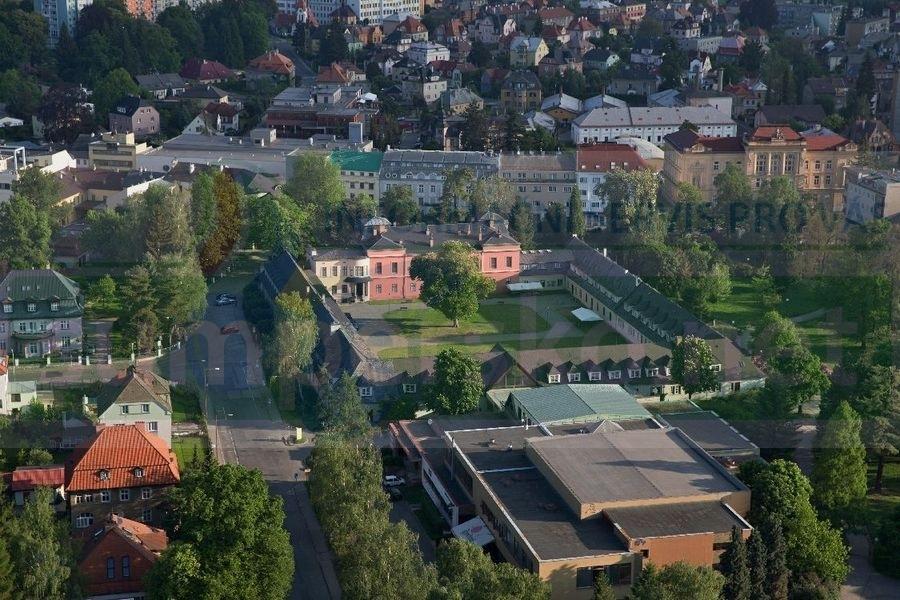 Šumperk - pohled na DK zdroj foto: archiv šumpersko.net - M. Jeřábek