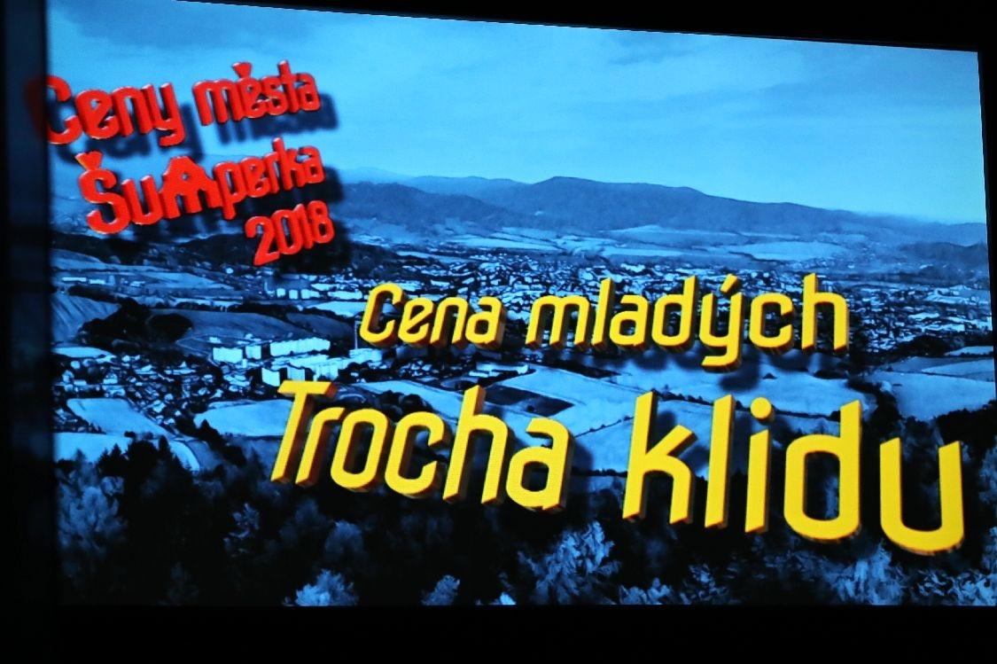 Ceny MŠ 2018 - slavnostní večer zdroj foto: šumpersko.net - M. Jeřábek