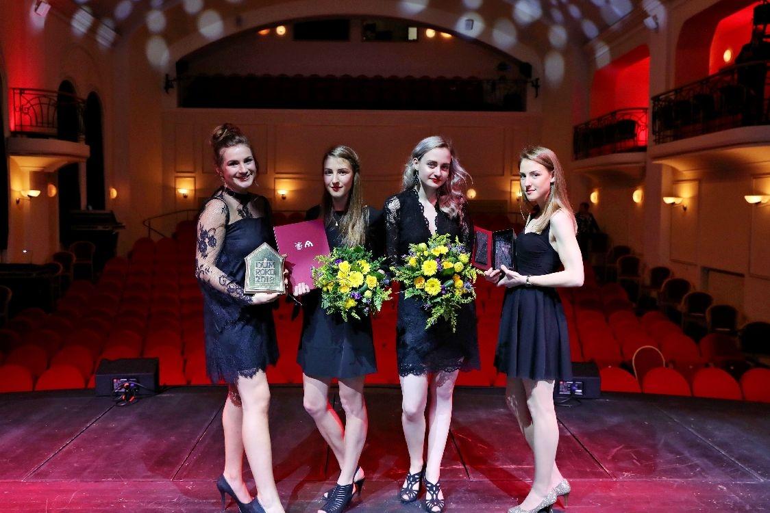 Ceny MŠ 2018 - před zahájením slavnostního večera zdroj foto: šumpersko.net - M. Jeřábek