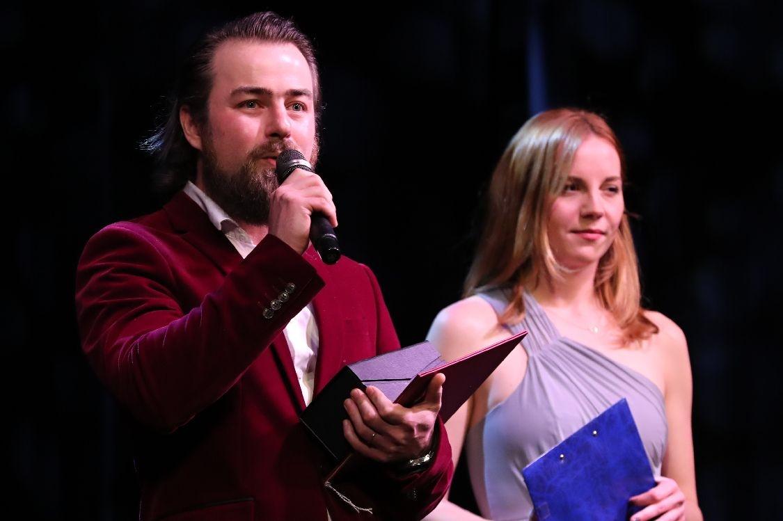 Ceny MŠ 2018 - slavnostní večer - Jakub Cakirpaloglu zdroj foto: šumpersko.net - M. Jeřábek