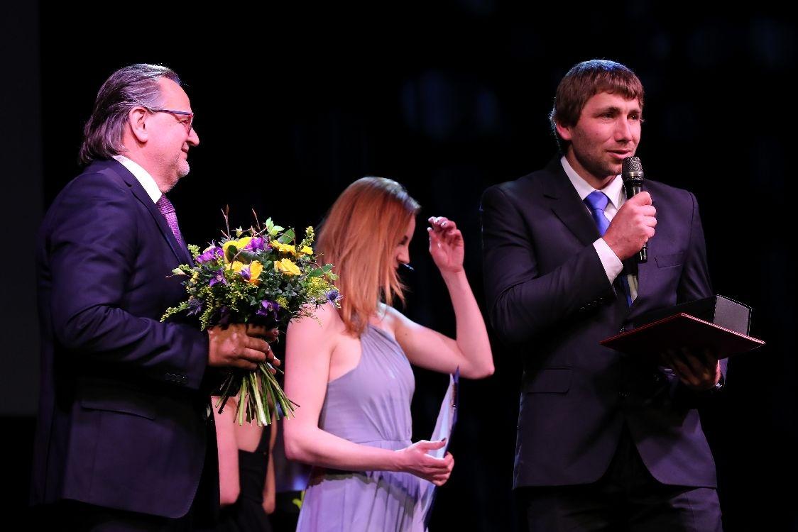 Ceny MŠ 2018 - slavnostní večer - Petr Paloncý zdroj foto: šumpersko.net - M. Jeřábek