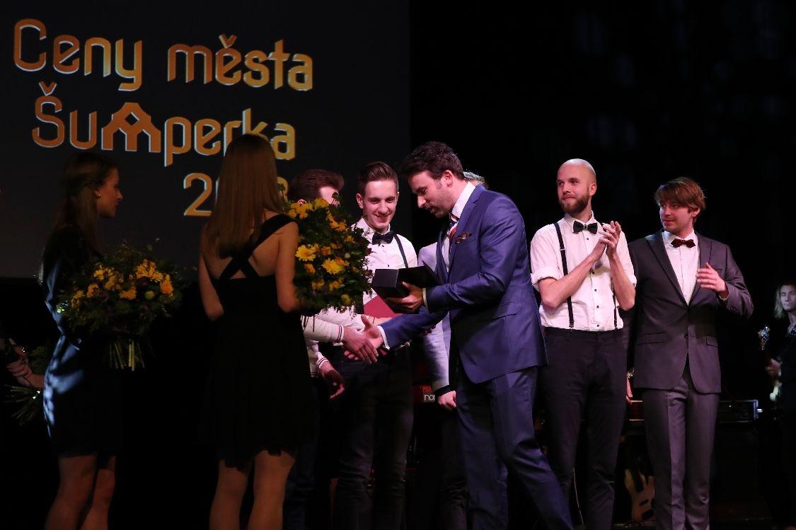 Ceny MŠ 2018 - slavnostní večer - Trocha klidu zdroj foto: šumpersko.net - M. Jeřábek