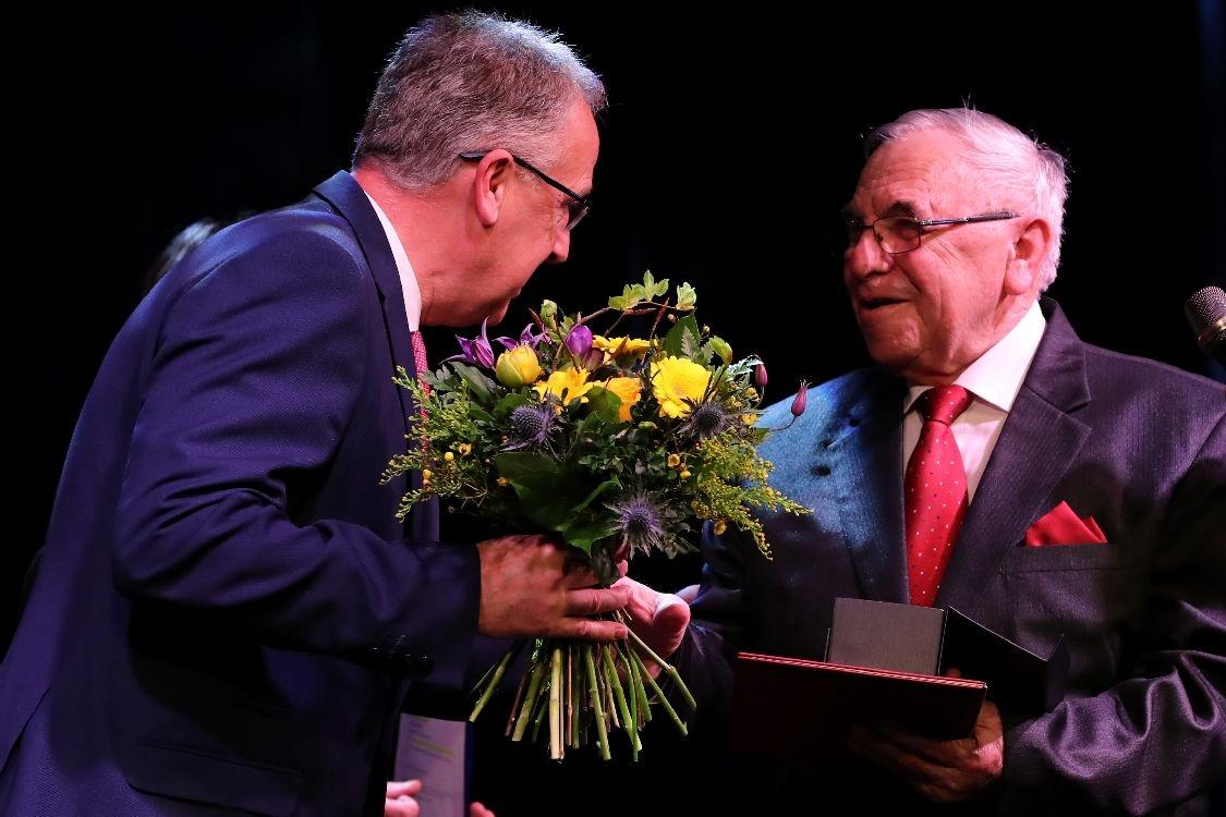 Ceny MŠ 2018 - slavnostní večer - Jiří Hrubý zdroj foto: šumpersko.net - M. Jeřábek