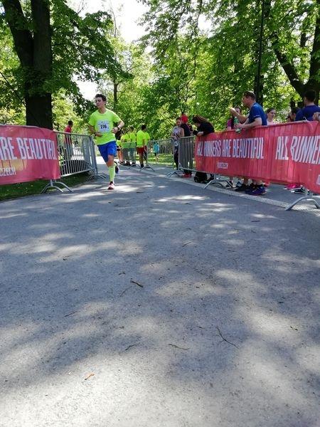 Juniorský maraton v Olomouci zdroj foto:RunCzech