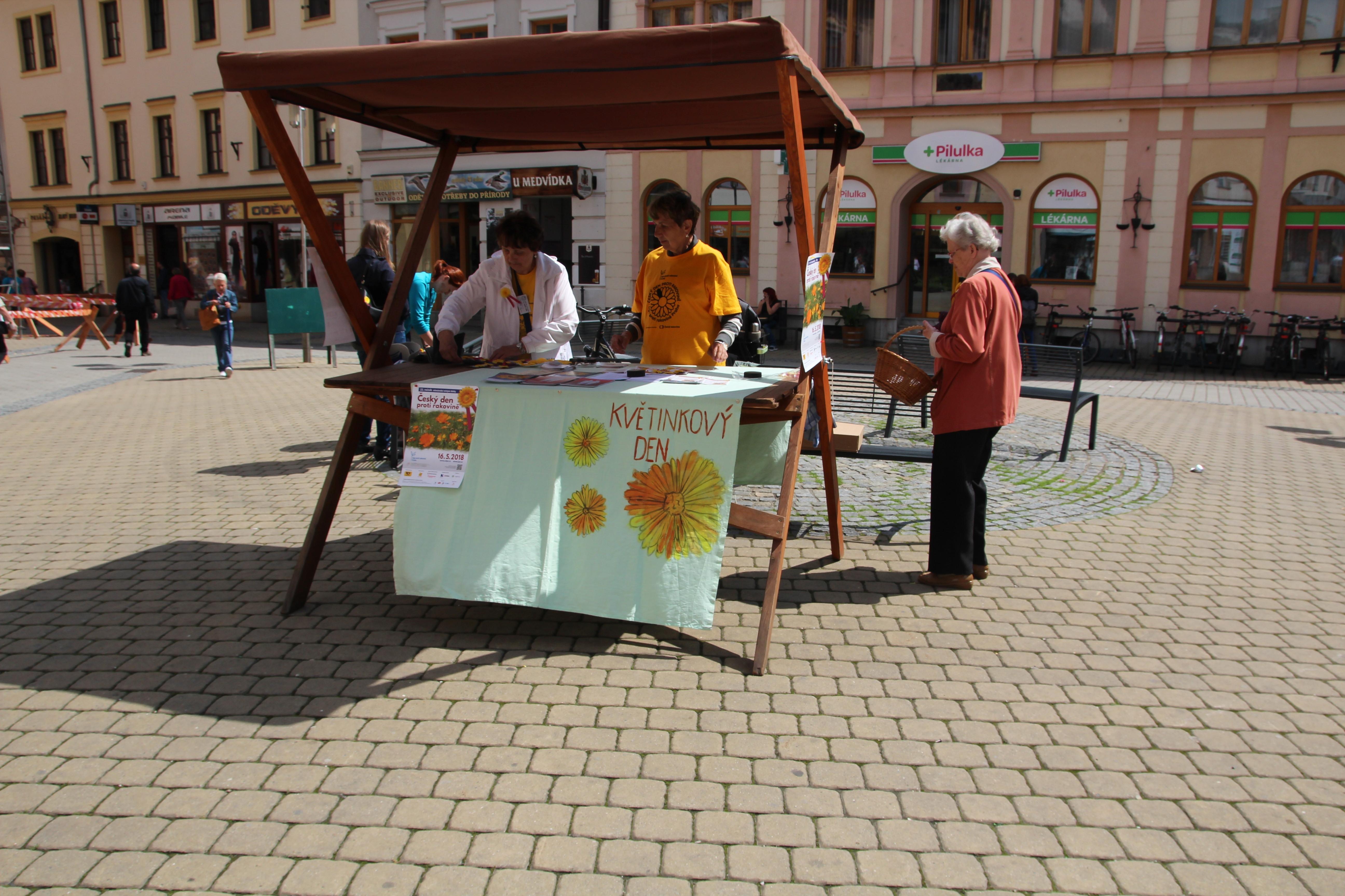 Český proti rakovině v Šumperku zdroj foto: archiv šumpersko.net