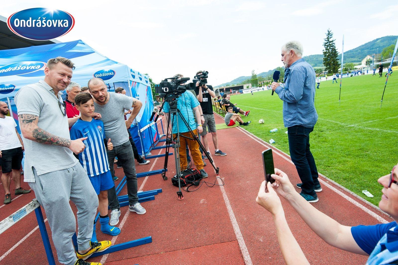 Ondrášovka Cup v Šumperku zdroj foto: V. Meravý