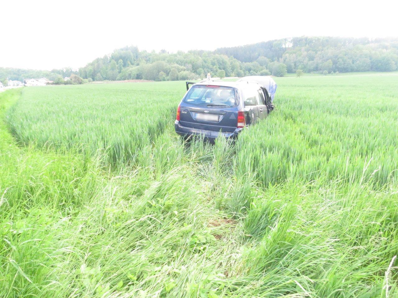 dopravní nehoda u Rapotína zdroj foto: PČR