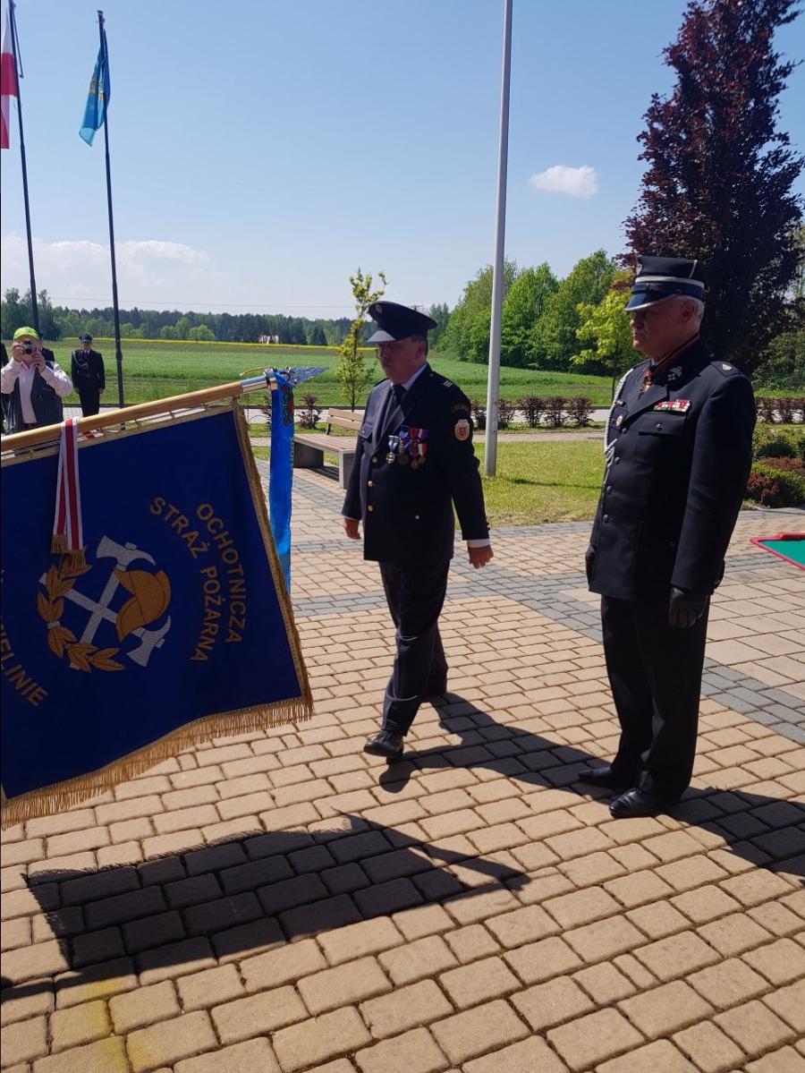 Patrona hasičů sv. Florina oslavila v Polsku i krajská česká delegace zdroj foto: OLK