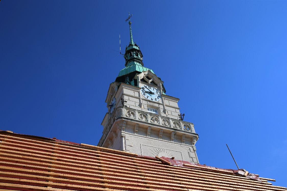 Zájemce o rozhledy na radniční věž doprovodí v každou celou hodinu průvodce z informačního centra zdroj foto: šumpersko.net