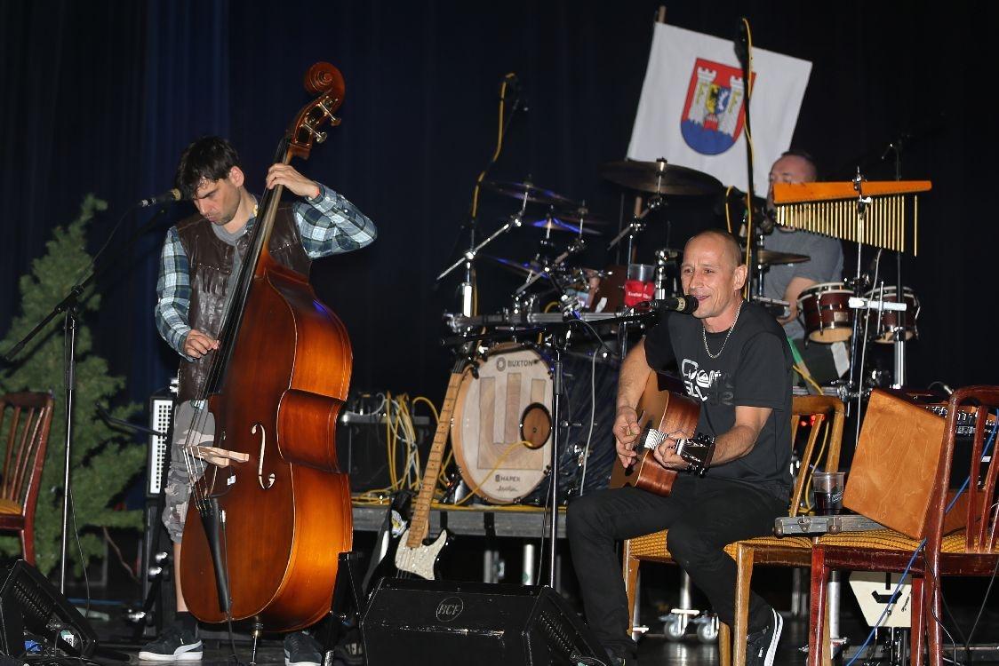 rocková skupina Wohnout v Šumperku zdroj foto: archiv šumpersko.net - M. Jeřábek