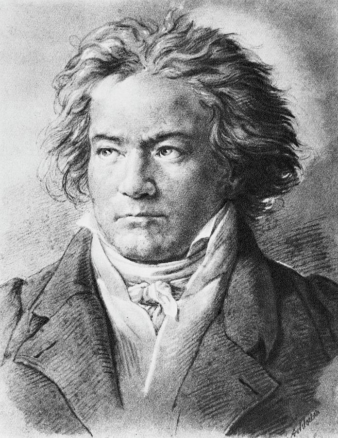 Ludwig van Beethoven zdroj: DK