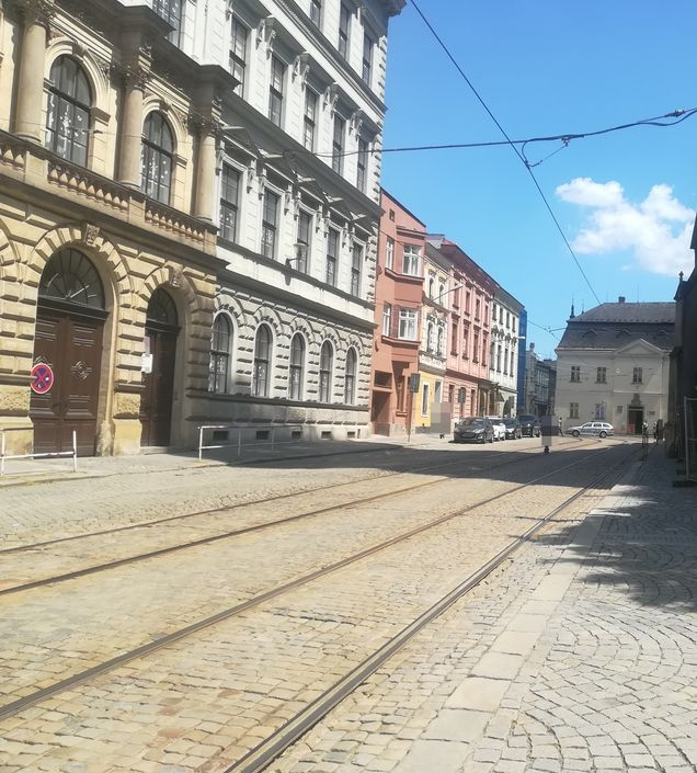 Olomouc - mimořádné bezpečnostní opatření zdroj foto: PČR