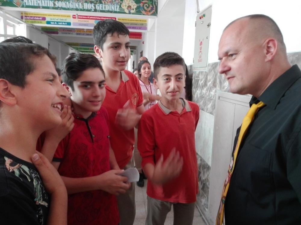 učitelé V. ZŠ Šumperk v Turecku zdroj foto: škola