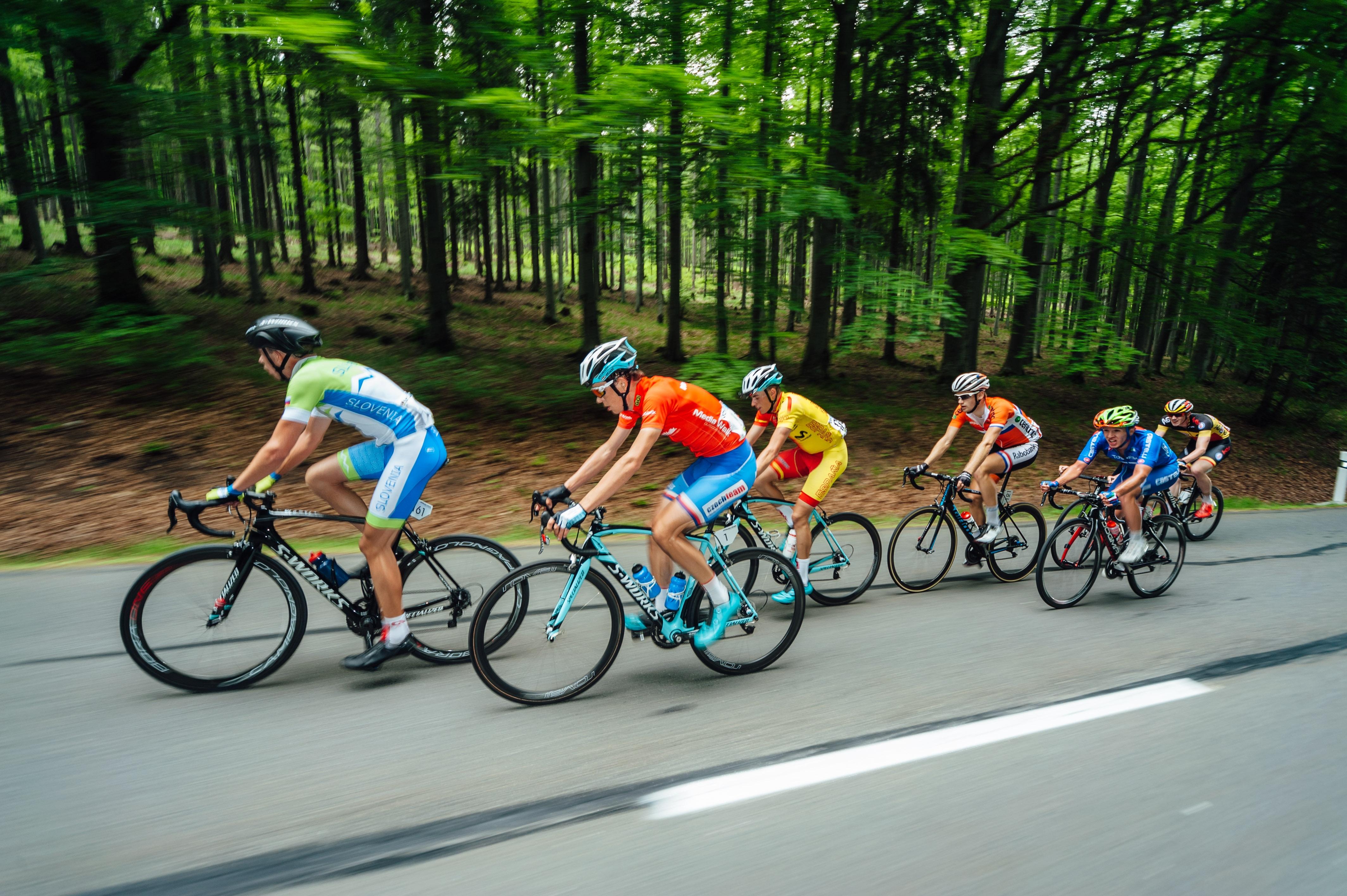 ilustrační snímek zdroj foto: jesenická cyklistika