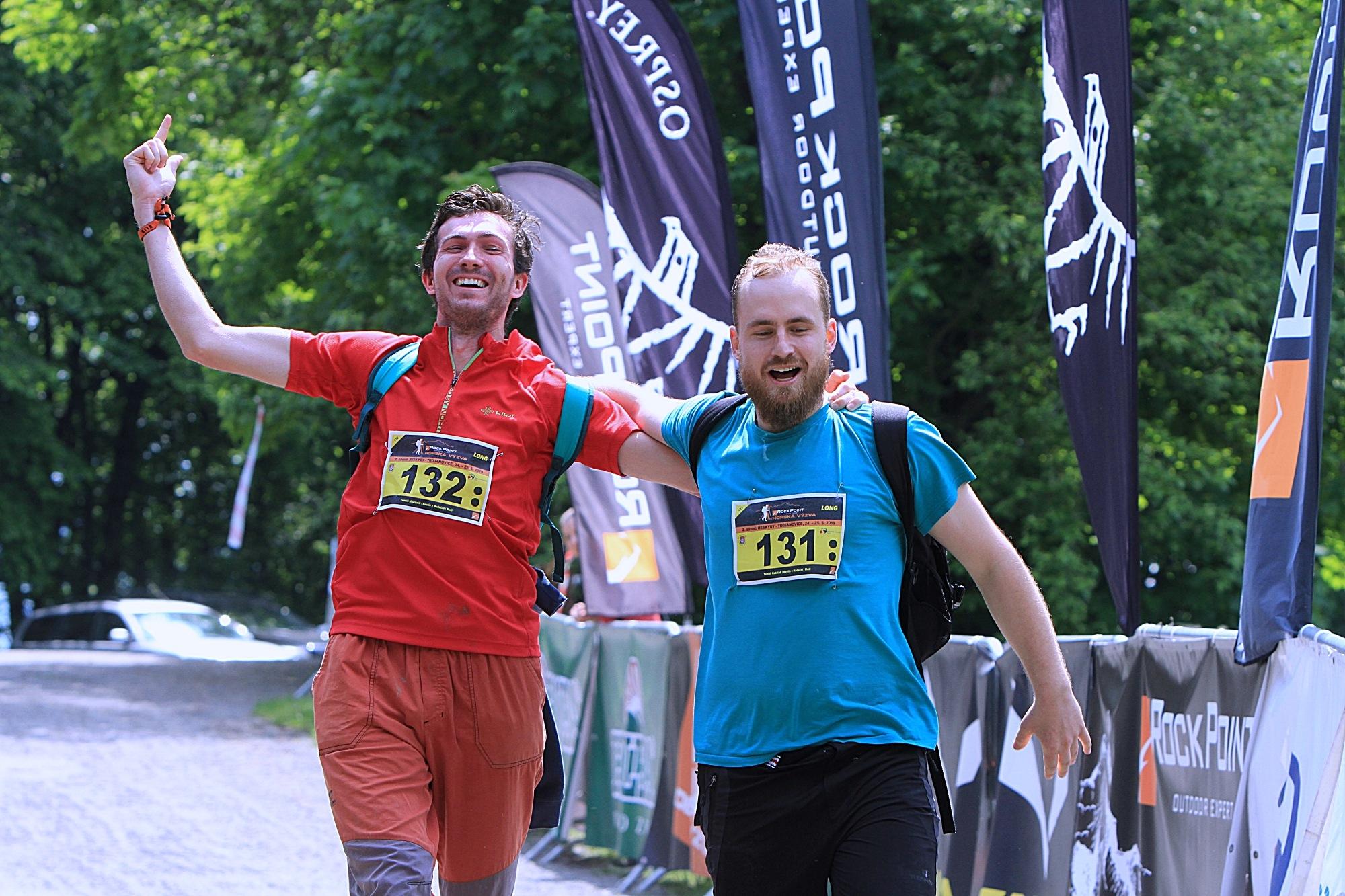 učitelé z Oder Tomáš Hluchník a Tomáš Kubíček (zleva) zdroj foto: P. Pátek/PatRESS.cz