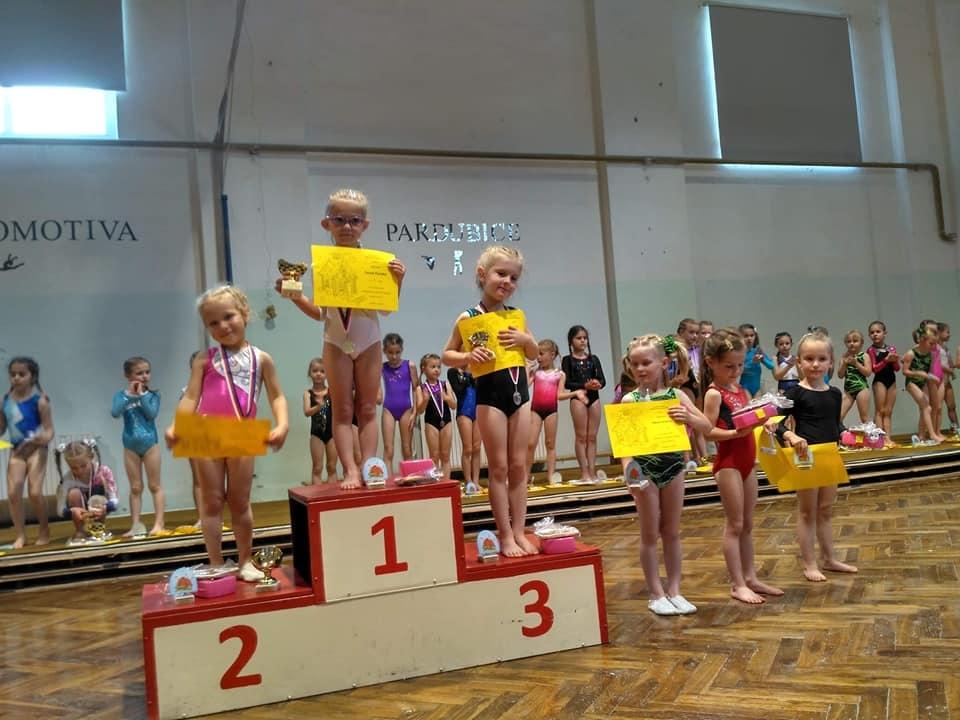 vyhlášení výsledků - závod Pardubice 2014 zdroj foto: GK Šumperk