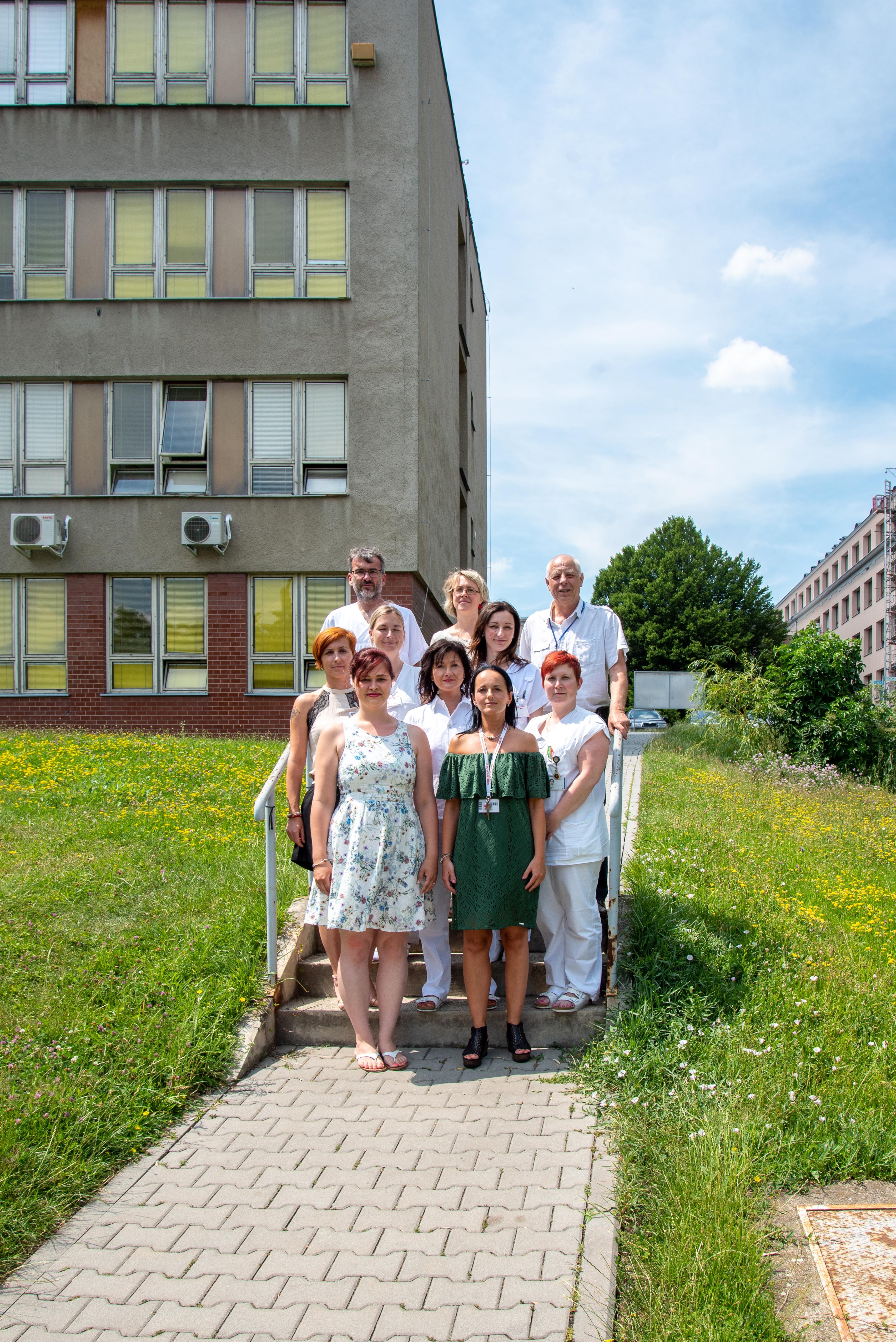 Představujeme nový paliativní tým zdroj foto: FN OLK