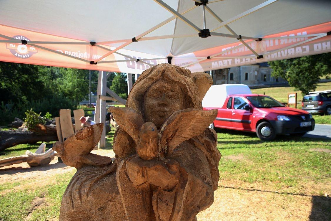 Andělské louky v Rejcharticíc zdroj foto: archiv šumpersko.net