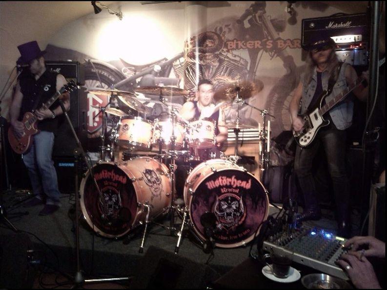 Motörhead zdroj foto: kapela