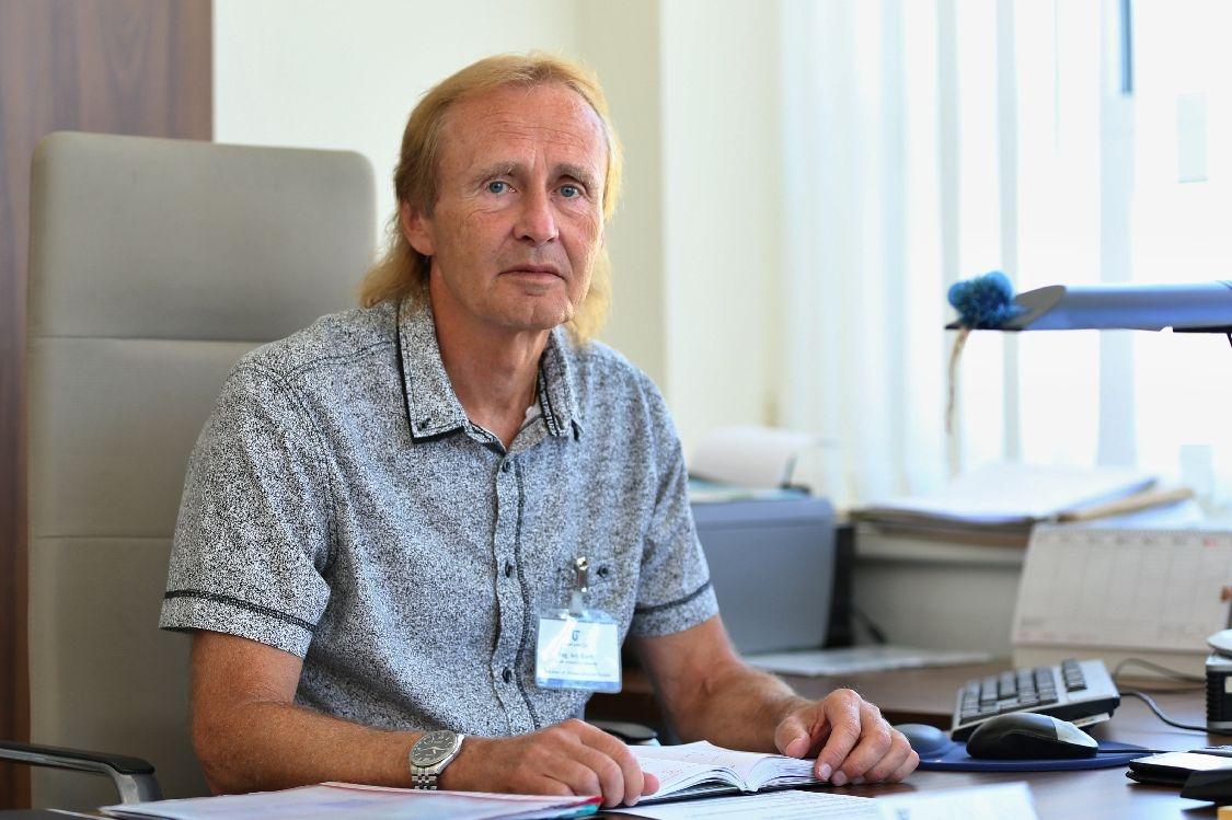 ředitel Kontaktního pracoviště ÚP ČR v Šumperku Ivo Bartl foto: šumpersko.net