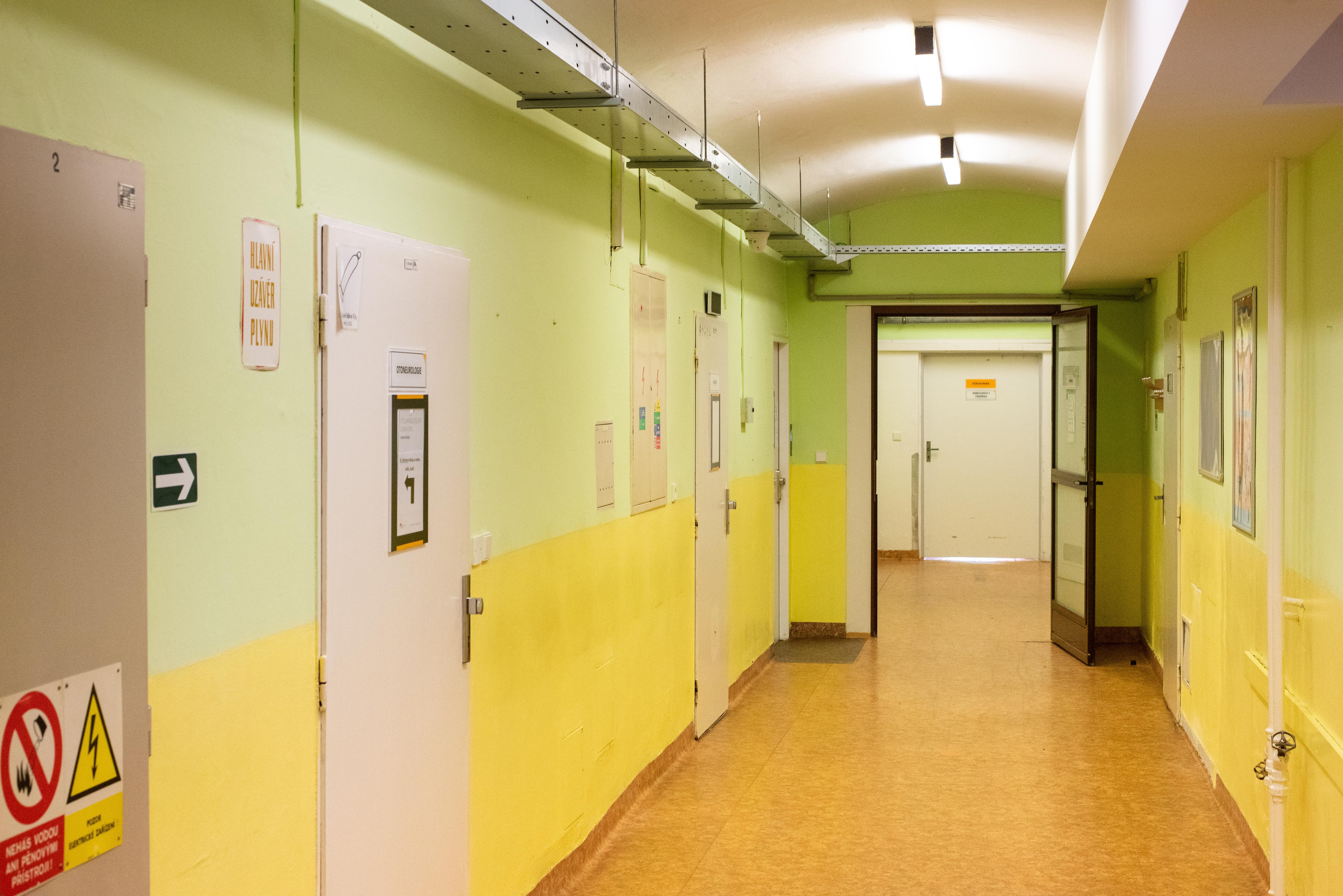 Klinika ORL bude mít nové prostory zdroj foto: FNOL