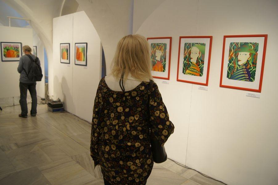 Věra Kovářová: Recycled Art zdroj foto: vmš