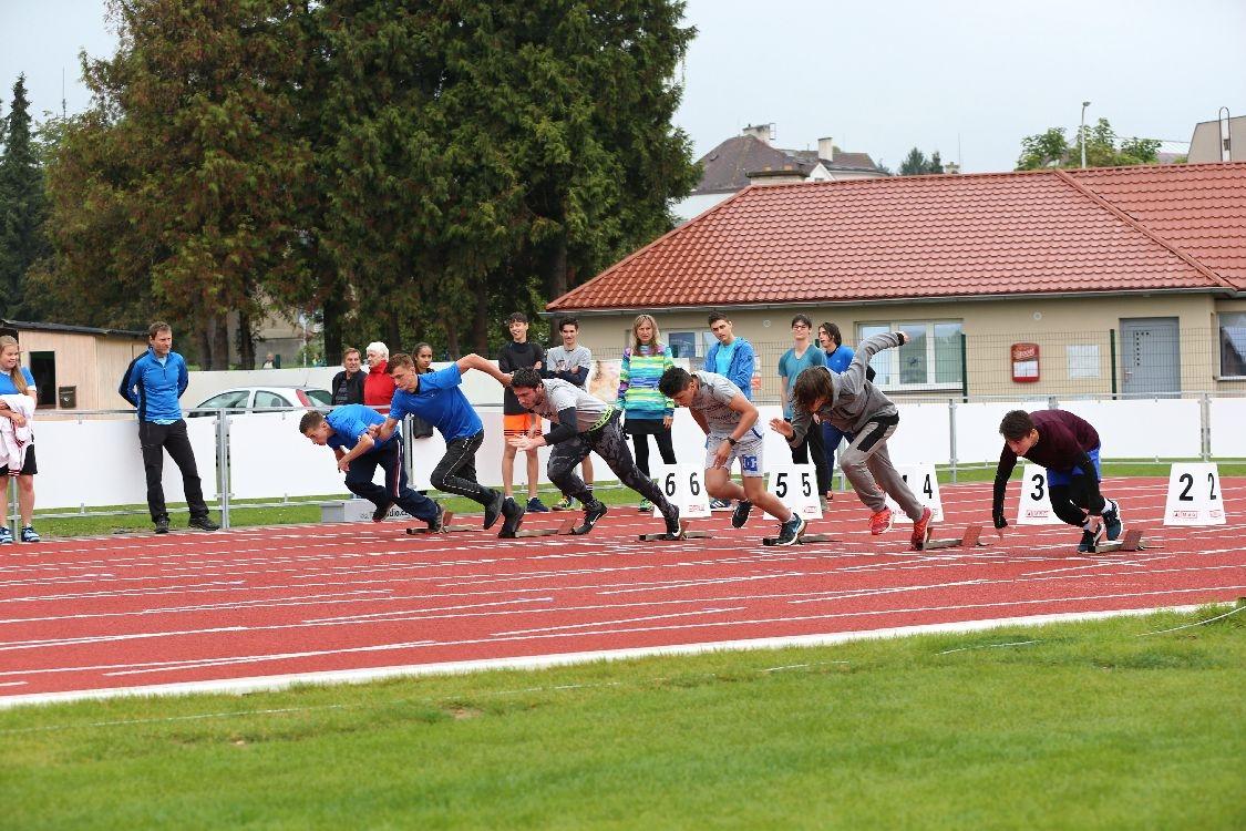 Zábřeh má moderní atletický stadion foto: sumpersko.net - M. Jeřábek