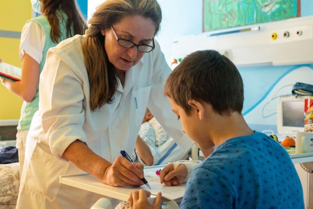 Když škola léčí zdroj foto: FNOL