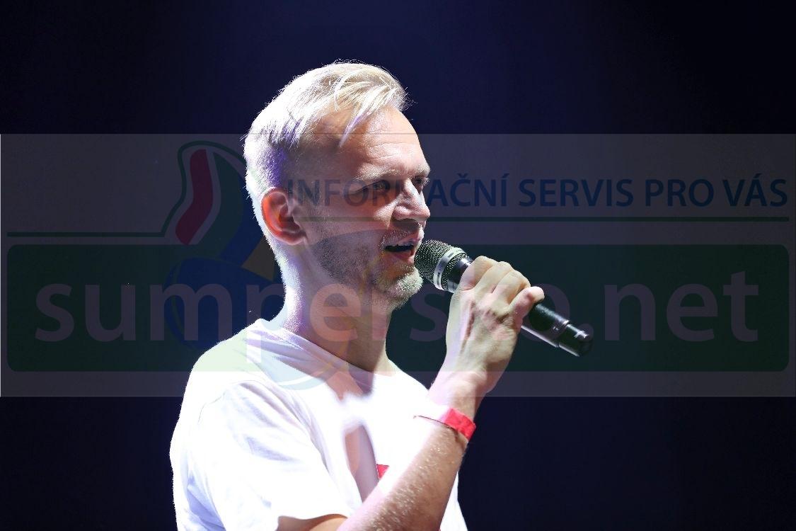 Džemfest 2019 - Ondřej Polák foto: sumpersko.net - M. Jeřábek