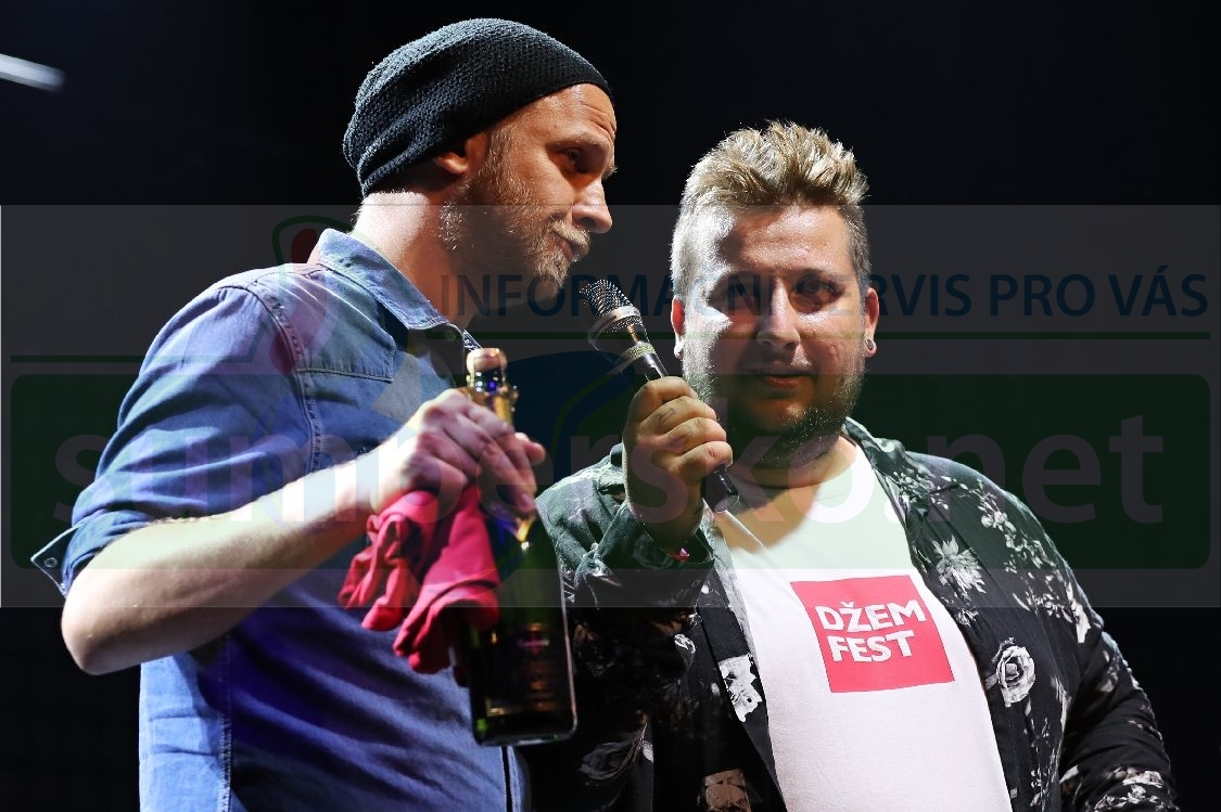 Džemfest 2019 - foto: sumpersko.net - M. Jeřábek