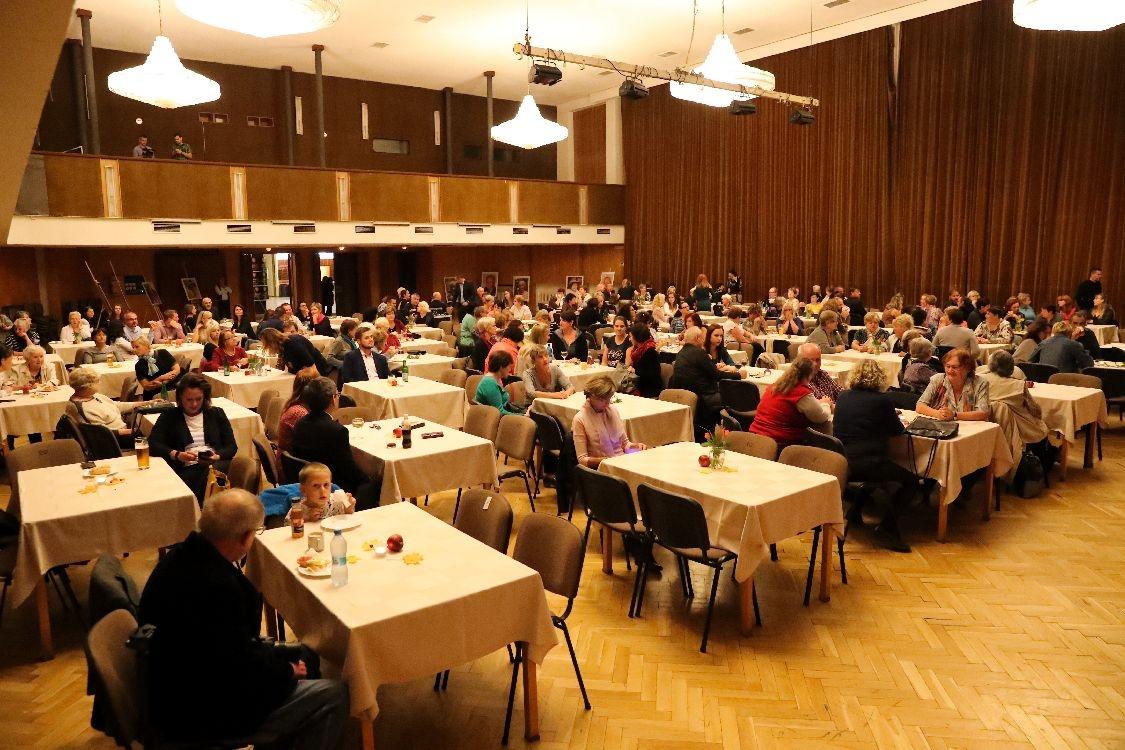 Benefiční koncert Pontisu zdroj foto: sumpersko.net - M. Jeřábek