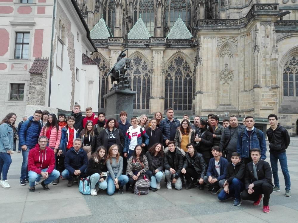 Praha zdroj foto: škola