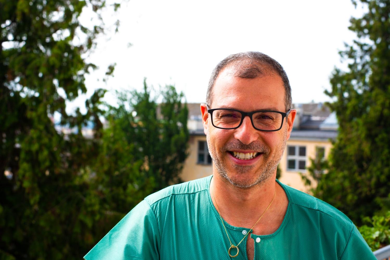 doc. MUDr. Richard Salzman, Ph.D. zdroj foto: FNOL