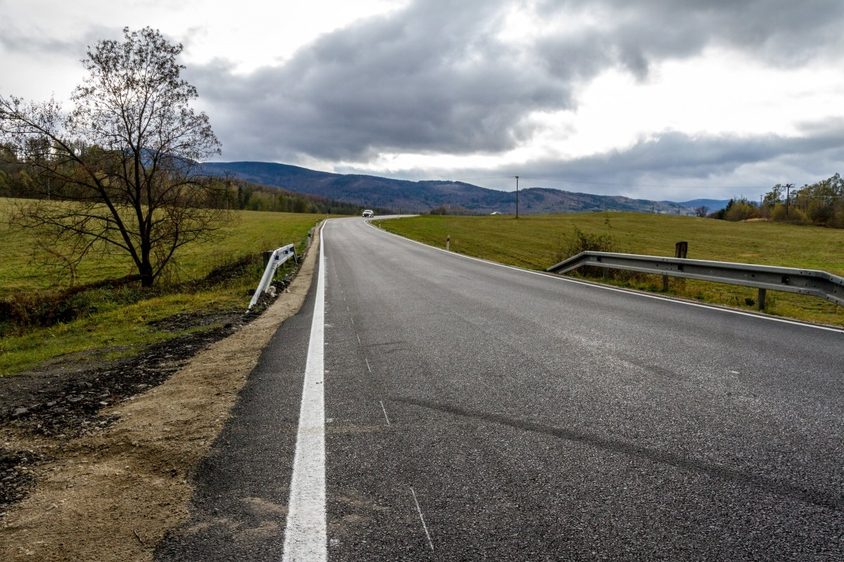 Další dvě cesty prošly v Olomouckém kraji rekonstrukci zdroj foto: OLK