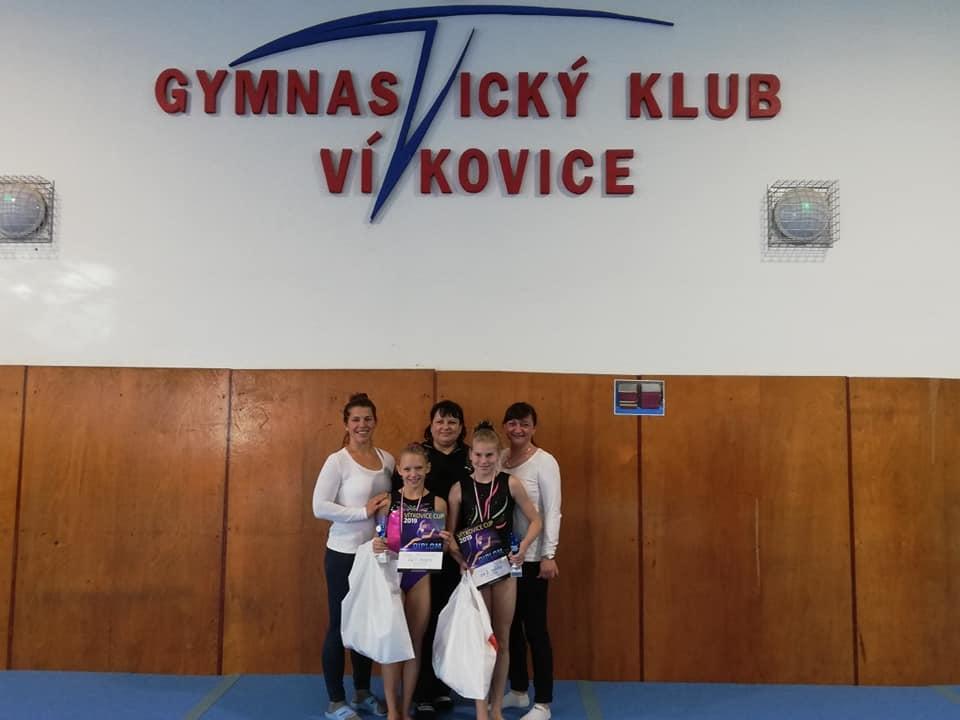 Ostrava-Vítkovický pohár-GK Šumperk juniorky
