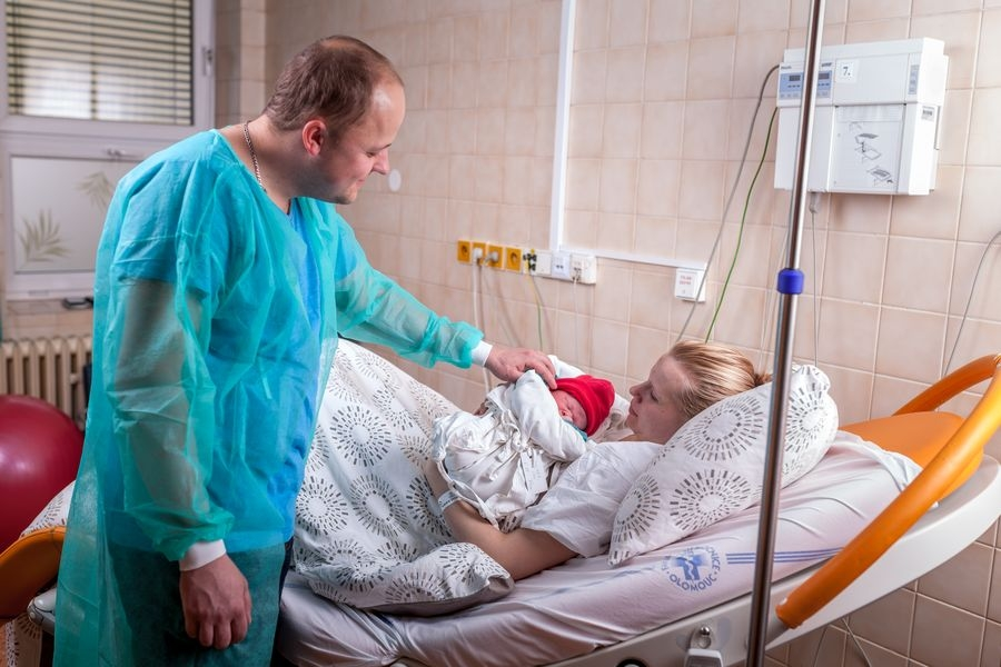 porodnicko - gynekologická klinika zdroj foto: FNOL